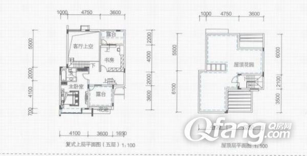 泰华阳光海二手房, 5室